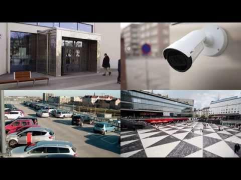 Kamery IP AXIS P14