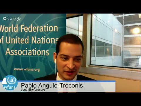 Youth at the UN: How to become a UN Youth Delegate?
