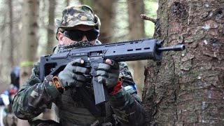 10 x 1 Minute Airsoft videos Section8 Scotland HD