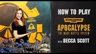 How To Play Apocalypse