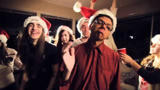 """Dave Days """"snapback Santa Hat"""""""