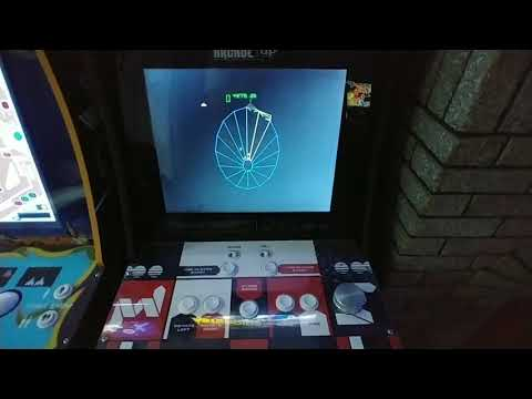 Arcade1Up spinner test for Tempest - how many rotations? from phillychick
