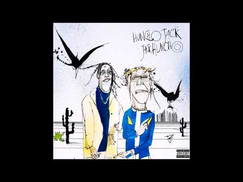HUNCHO JACK, Travis Scott & Quavo - Eye 2 Eye (feat. Takeoff) - Lyrics