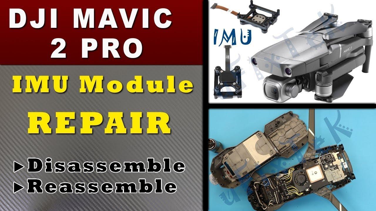 DJI Mavic 2forward vision moduli