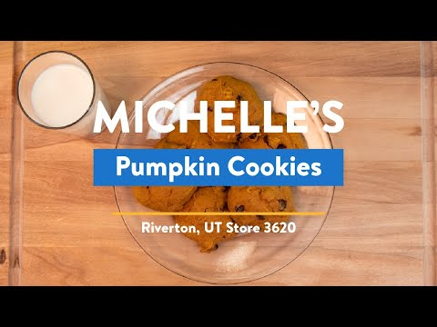 Michelle's Pumpkin Cookies Recipe from YouTube · Duration:  46 seconds