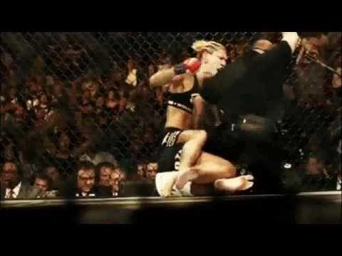 Warrior Queen - Cristiane 'Cyborg' Justino (HD Music Video)