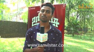 Chandru At Uriyadi Movie Team Interview