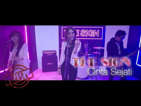 The Sign - Cinta Sejati (Official Music Video )