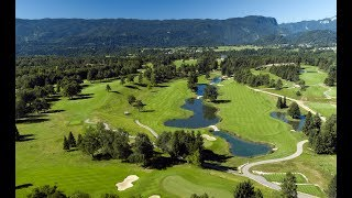 Royal Bled - Stunning Golf Course Located in Slovenia (2018)