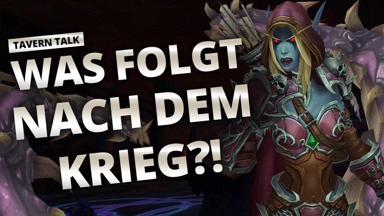 Tavern Talk - Was folgt nach dem Krieg | World of Warcraft thumbnail