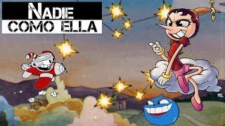 Cuphead | Hilda Berg, nadie como ella ... | Cap. 4 | Gameplay Español