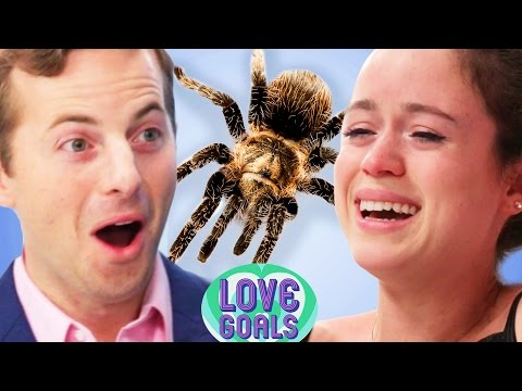 Thumbnail: Couples Face Their Fears • Love Goals Ep. 4