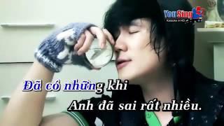Có Lẽ Anh Đã Sai Khánh Phương Karaoke Beat Chuẩn HatVoiNhau