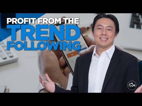 Profit from Trend Following. Stock Trading and Stock investing Strategies
