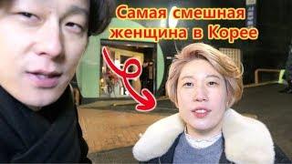 Самая смешная женщина в Корее, Корейское комедийное шоу  김영희 코미디얼라이브