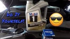 Honda Pilot Oil Change 2009-2015