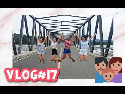 VLOG#17: Welcome to Bangued, Abra! (October 31-November 2, 2017!!)