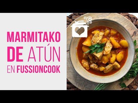 Marmitako de Atún en FussionCook