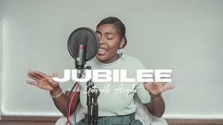 JUBILEE | Maverick City Cover | Gabriella Anzela