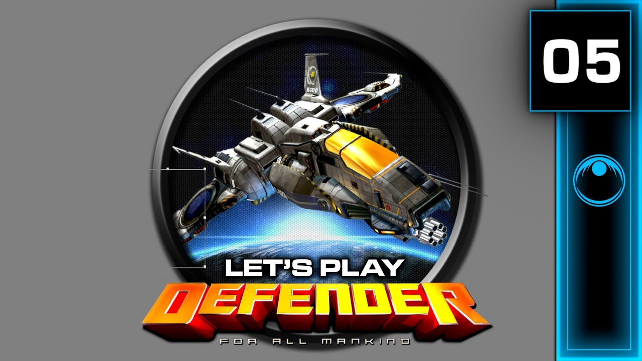 Lets Play | Defender: For All Mankind #05 - Mars Attacks