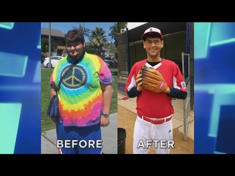 Man's Amazing 170-Pound Weight Loss!