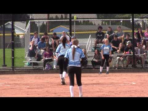 Aloha High School Baseball vs Softball Slow Pitch Scrimmage