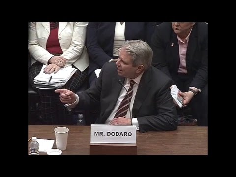 Full Committee Hearing: GAO High Risk Report
