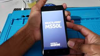 factory reset multilaser