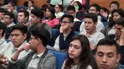 Exponen áreas terminales de bachillerato a estudiantes de la UAEM