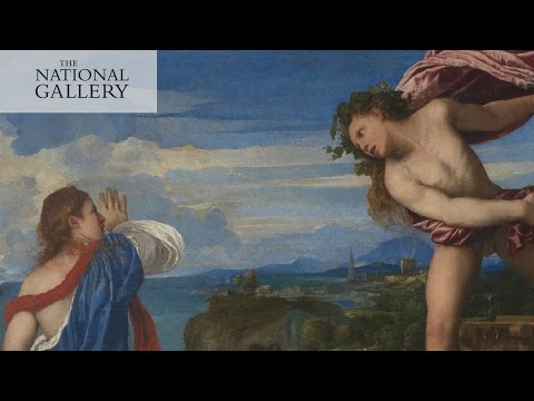 Titian's 'Bacchus and Ariadne' | Painted Lovers | National Gallery