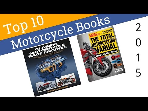 10 Best Motorcycle Books 2015