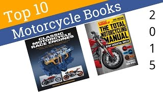 Best Motorcycle Books