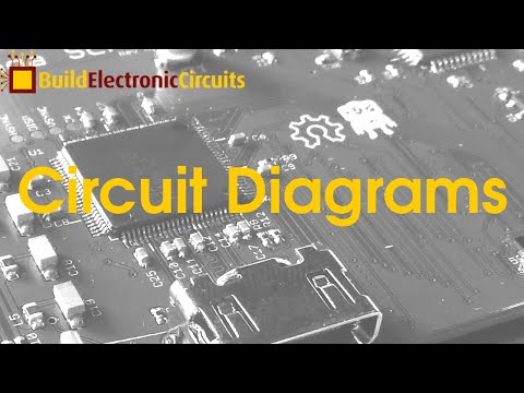 Circuit Diagram - How to understand and read a circuit diagram?