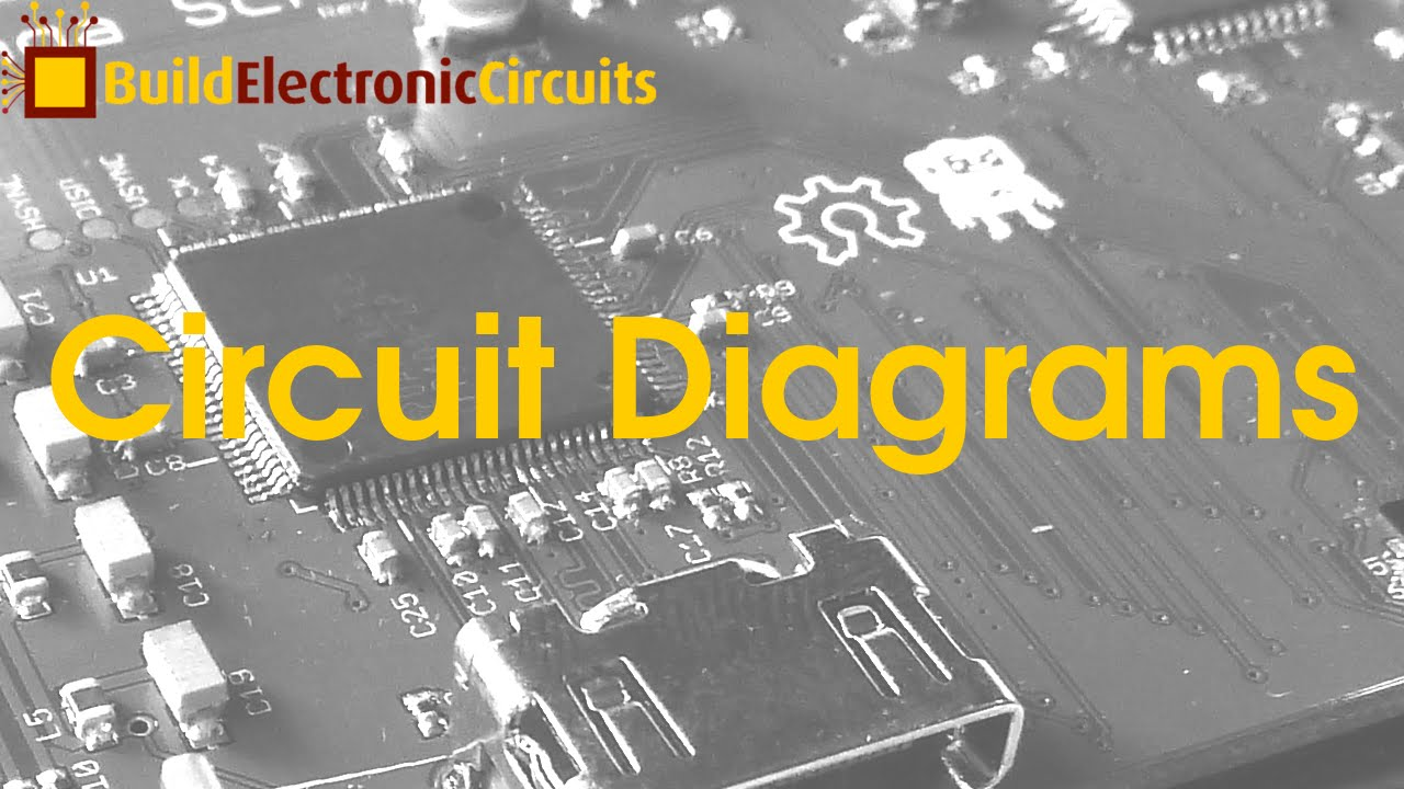 circuit diagram - how to understand and read a circuit diagram? - youtube