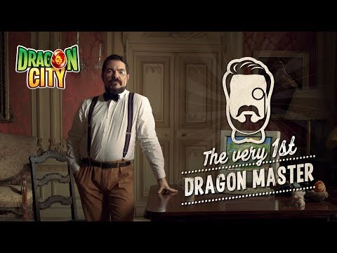 Dragon City: Who am I? The very 1st Dragon City Player... a Dragon Master! - Part I