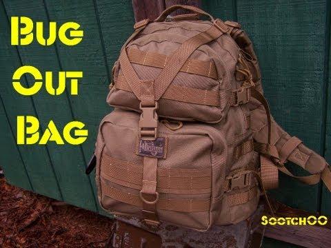 Bug Out Bag    Survival Bag