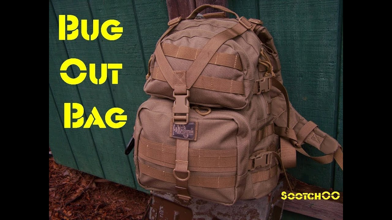 Bug Out Bag Survival