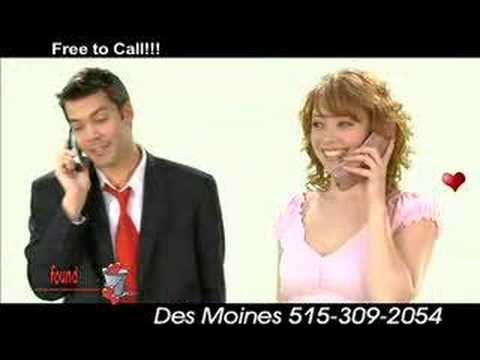 phone dating line free trial