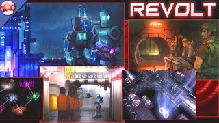 Revolt Gameplay PC HD [60FPS/1080p]