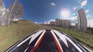 Racing 360°: Speed & ardor of Moscow Rally Masters Show