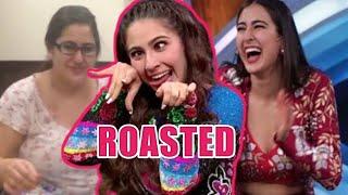 Mai Ganjedi Hu Ft. Sara Ali Khan Roast | Nepotism In Bollywood Roast