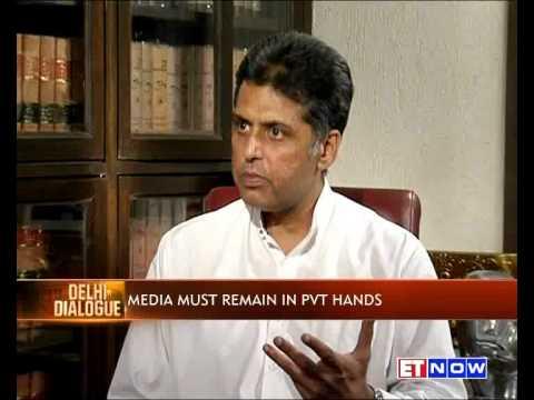 FULL SHOW: Delhi Dialogue With Manish Tewari