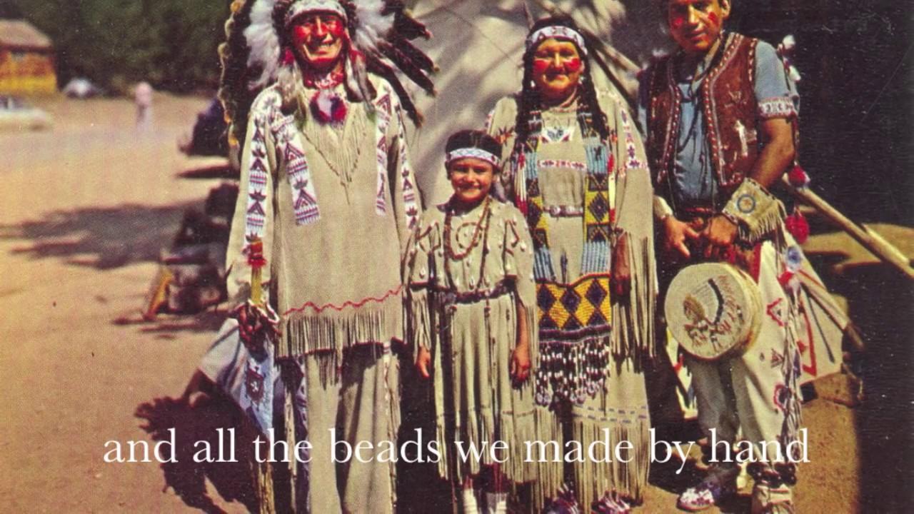Cherokee Nation Lyrics