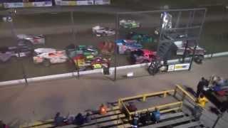 Brewerton Speedway (7/24/15) Recap