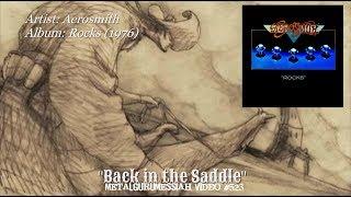Back In The Saddle - Aerosmith (1976)