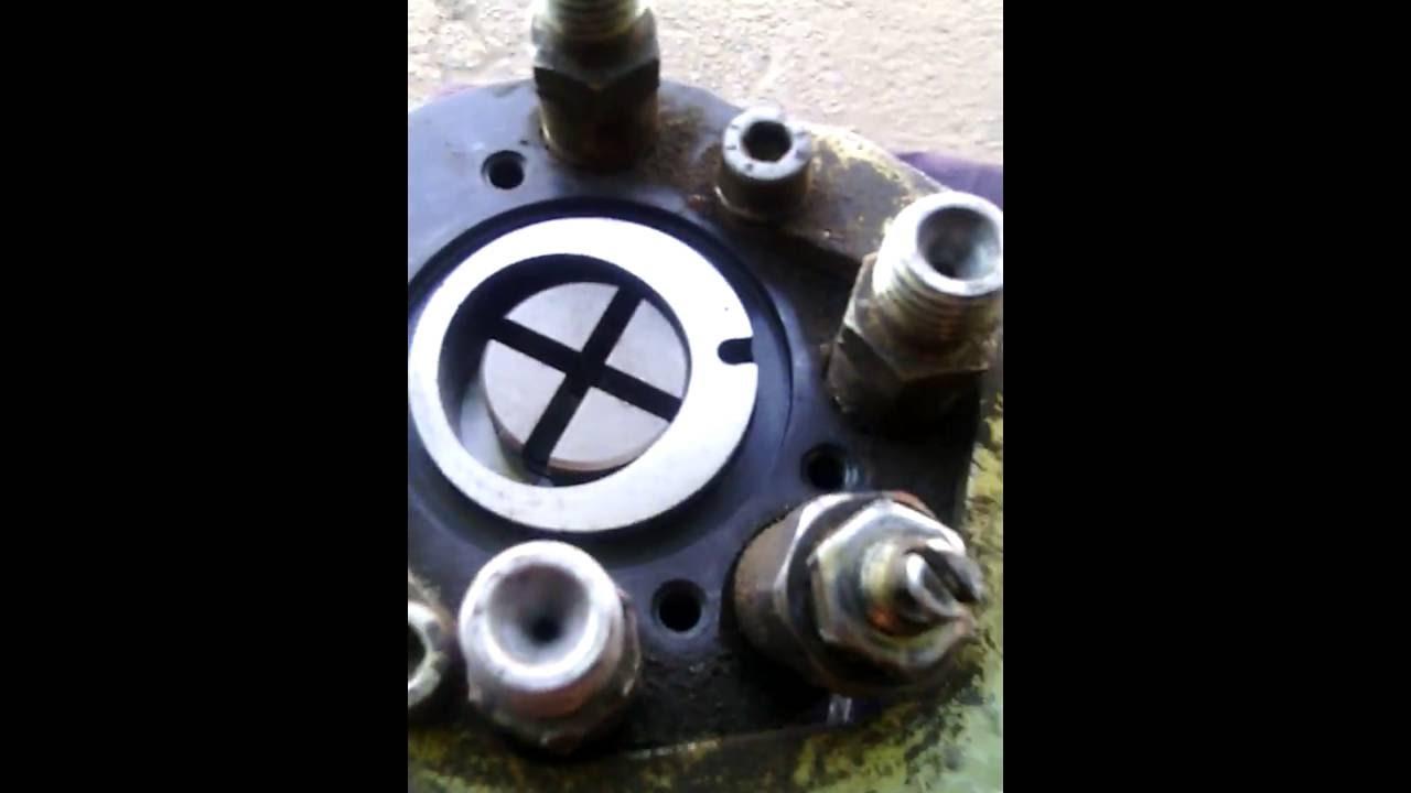 Топливные насосы (ТНВД) для дизелей тракторов МТЗ 80/82 - YouTube