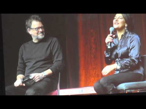 Calgary Comic and Entertainment Expo 2012 - Frakes, Dorn, Sirtis