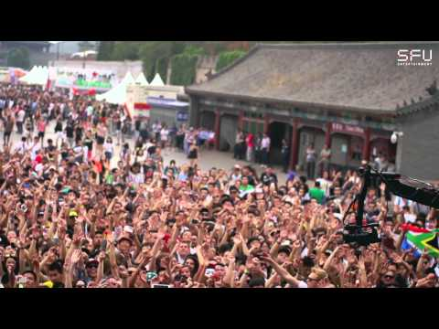Great Wall Music Festival 2014 Official After Movie 居庸关长城音乐节