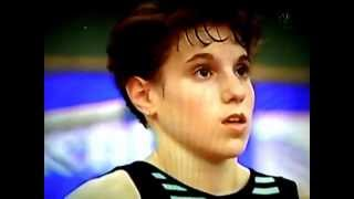 XXX Summer Olympic Games: 1988 Kerri Strug Interview