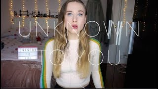 Unknown (To You) - Jacob Banks (cover)